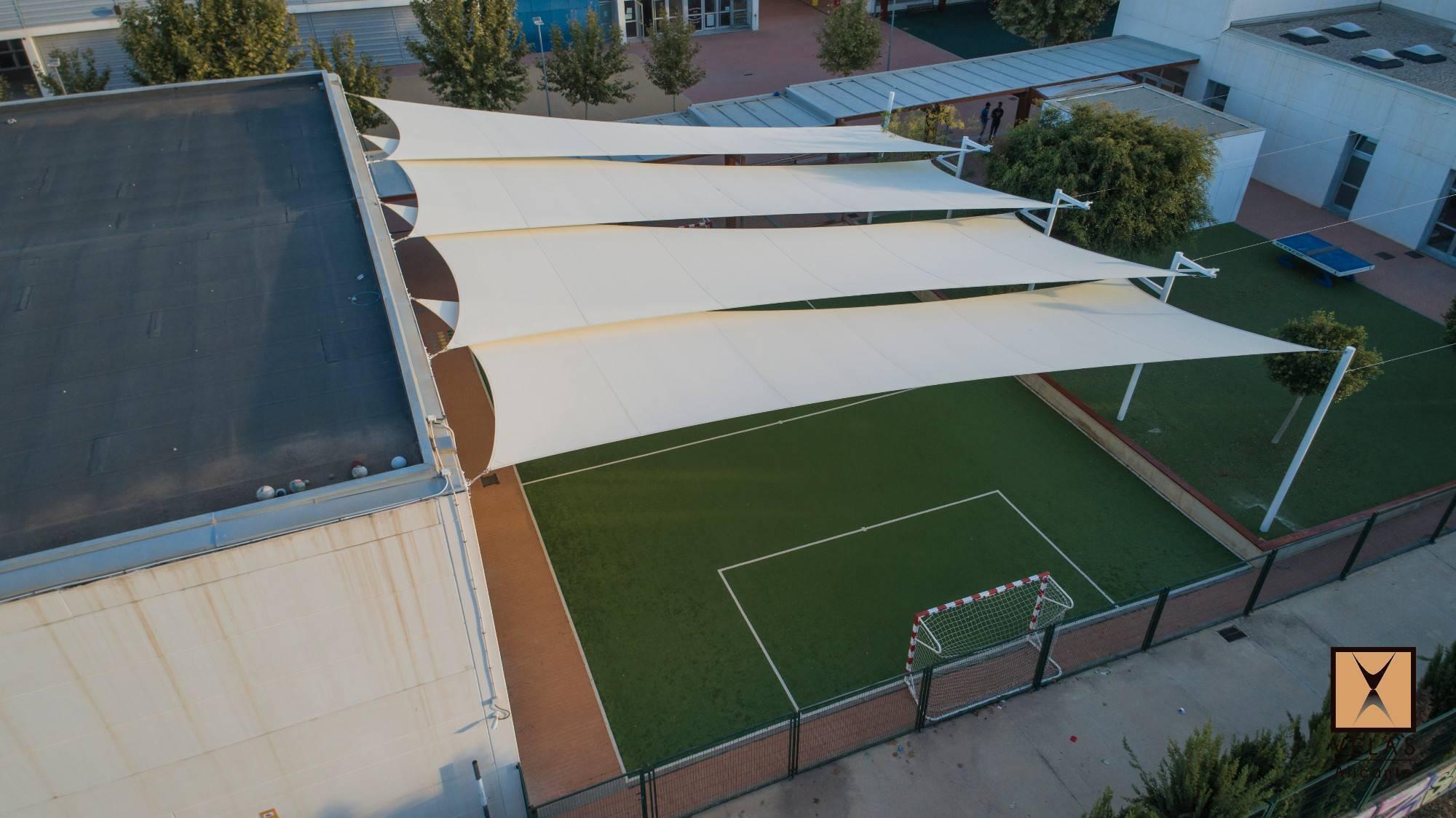 Velas tensadas en Alicante, Escuela Europea