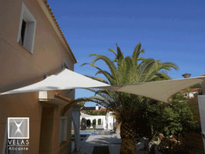 Shade Sails in Alcoy
