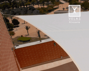 Shade Sails in Elche