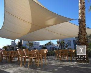Shade Sails for Businesses