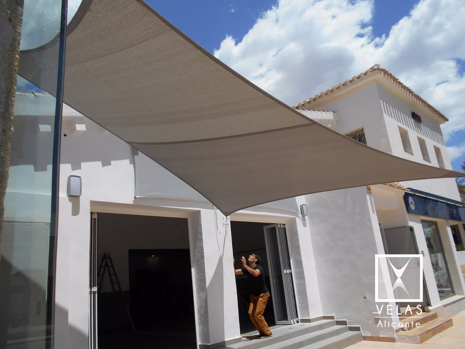Awnings Sail in Torrevieja
